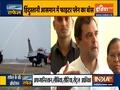 Rahul Gandhi questions Modi govt on Rafale jets