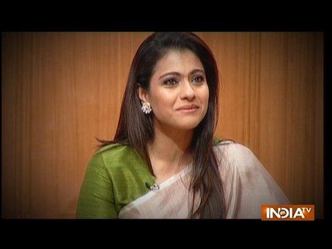 Evergreen actress Kajol shares her philosophy of life in Aap Ki Adalat