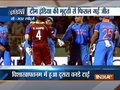 Victory eludes Team India as West Indies tie the 2nd ODI in Vizag