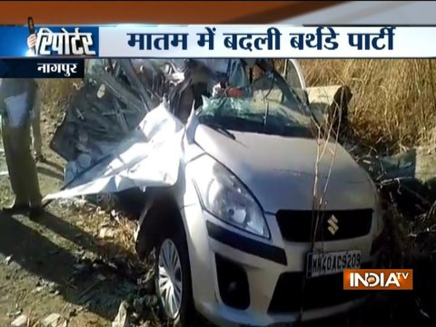 7 killed in road accident in Nagpur