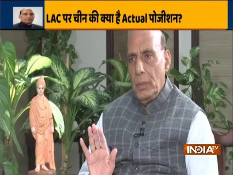 No meaningful outcome of India-China talks, says Rajnath Singh on Ladakh standoff