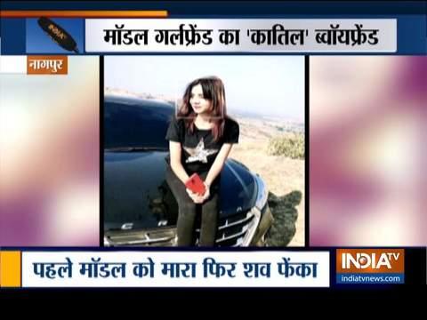 प्रेमिका की हत्या के आरोप में नागपुर का व्यक्ति गिरफ्तार