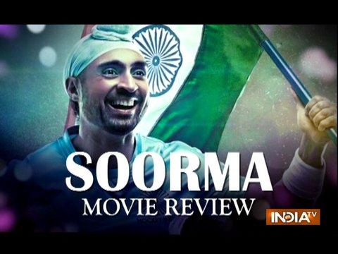 Soorma Review: संदीप सिंह के रोल में छा गए हैं दिलजीत दोसांझ, लेकिन शाद अली ने मिस कर दिया गोल