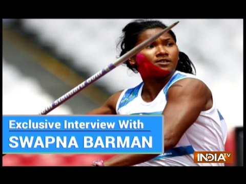 Life has changed massively with the Asian Games medal: Swapna Barman
