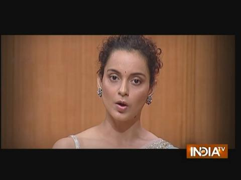 Kangana Ranaut challenges Roshans to expose her on Aap Ki Adalat