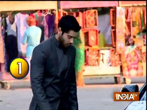 Dhanno goes to the sets of Bhootu and Jeet Gayi Toh Piya More mahasangam and Shakti
