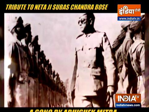 Tribute to Neta Ji Subhas Chandra Bose