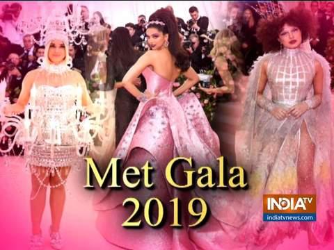 Met Gala 2019: प्रियंका चोपड़ा, सोफी टर्नर सहित इन सितारों ने दिखाए जलवा, देखें तस्वीरें