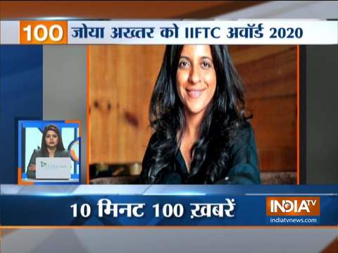 News 100 | March 24, 2020