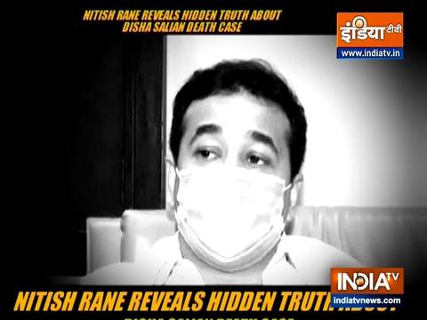 BJP MLA नीतेश राणे ने दिशा सालियान और सुशांत की मौत को लेकर कही ये बात