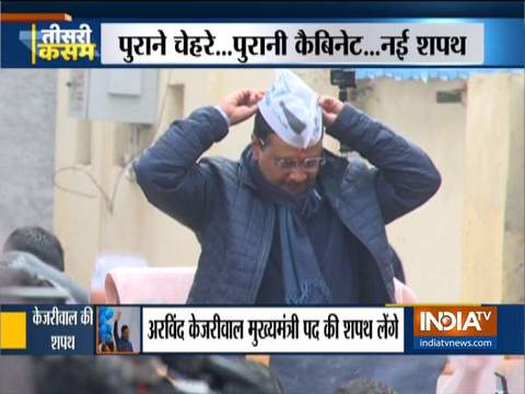 अरविन्द केजरीवाल ने अपने मंत्रियों को 10 गारंटी पर प्राथमिकता के आधार पर काम करने को कहा