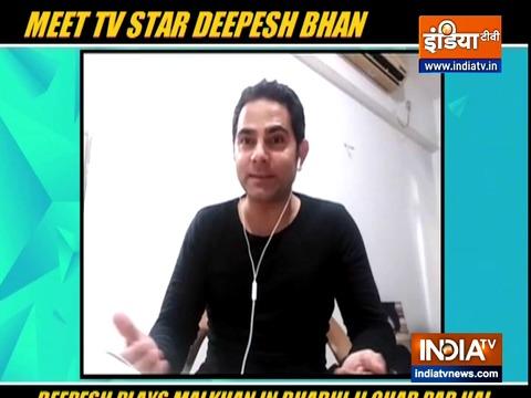 Meet Malkhan aka Deepesh Bhan from Bhabhiji Ghar Par Hain