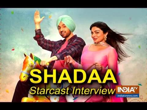 Shadaa Star Cast Interview: दिलजीत दोसांझ और नीरू बाजवा ने इंडिया टीवी से की खास बातचीत
