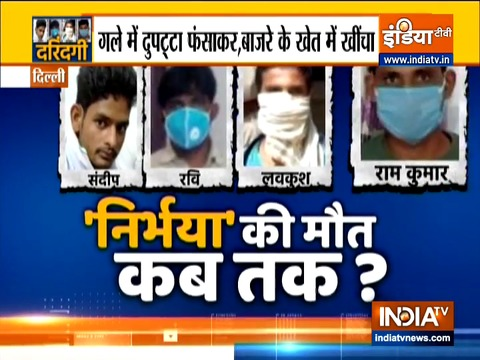 Hathras gangrape victim who was battling for life dies in Delhi hospital