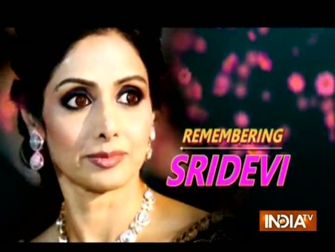 Remembering India's first female superstar Sridevi