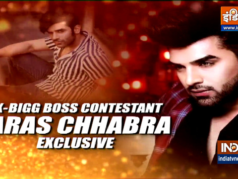 Paras Chhabra's exclusive interview on Bigg Boss 14