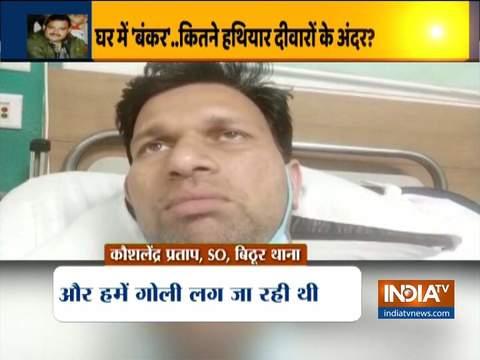 कानपुर शूटआउट: एसओ कौशलेंद्र प्रताप ने भयावह घटना को याद किया
