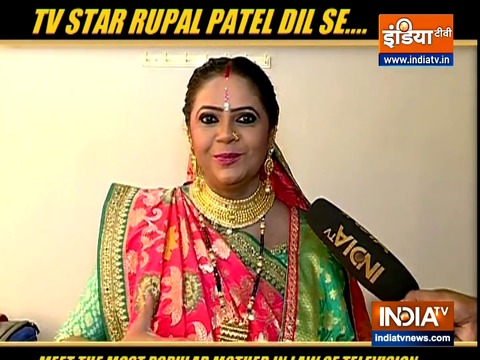 In conversation with Rupal Patel aka Saath Nibhaana Saathiya's Kokilaben