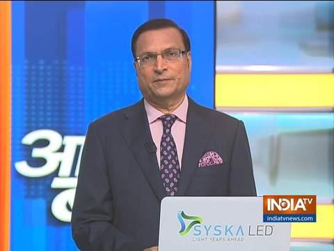 आज की बात रजत शर्मा के साथ | 30 मार्च, 2020