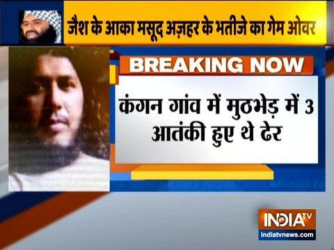 Three Jaish-e-Muhammad terrorist killed in encounter in Jammu & Kashmir's Pulwama