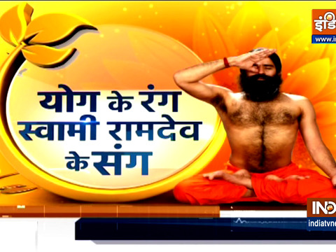 Troubled by thyroid problems, know yogasanas, pranayamas and ayurvedic remedies from Swami Ramdev