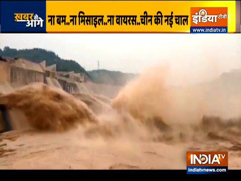 Khabar se Aage: Chinese dams a ticking time bomb for India?
