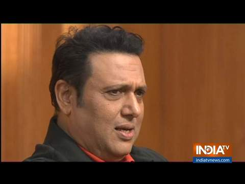 Govinda in Aap Ki Adalat: Govinda talks about his character Coolie No 1