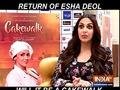 Esha Deol gets candid about her short film Cakewalk