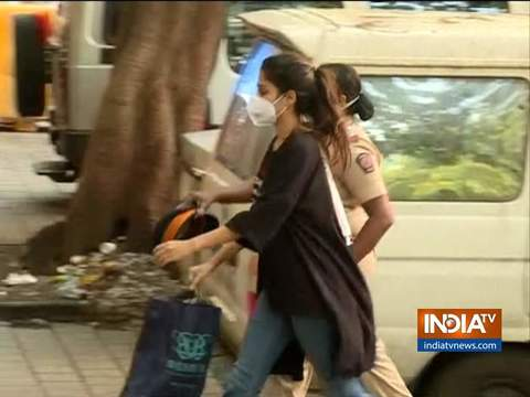 Rhea Chakraborty's judicial custody to end today