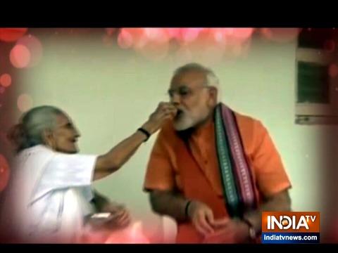 पीएम नरेंद्र मोदी का 69वां जन्मदिन आज, मां का लेंगे आशीर्वाद