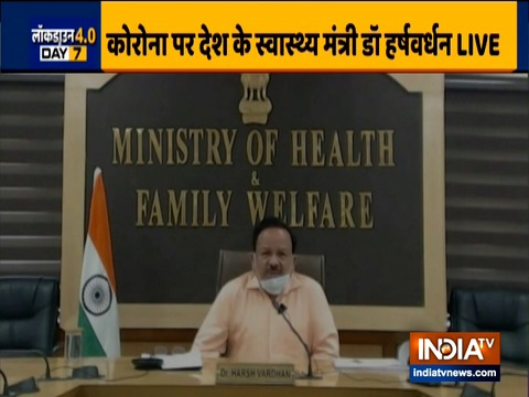 Lockdown acted as potent social vaccine: Health Minister Dr Harsh Vardhan