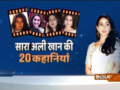 20 Stories | Unknown facts about Sara Ali Khan