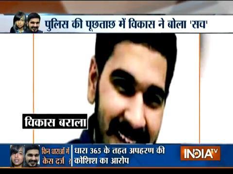 Haryana Stalking Case: Accuse Vikas Barala confesses of following Varnika Kundu's car
