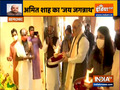 Amit Shah visits Shree Jagannathji Temple in Gujarat