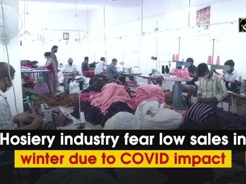 Hosiery industry fear low sales in winter due to COVID impact