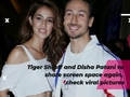 Tiger Shroff and Disha Patani to share screen space again, check viral pictures