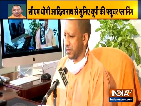 Unlock 1.0: Social distancing and wearing masks are mandatory, says CM Yogi Adityanath