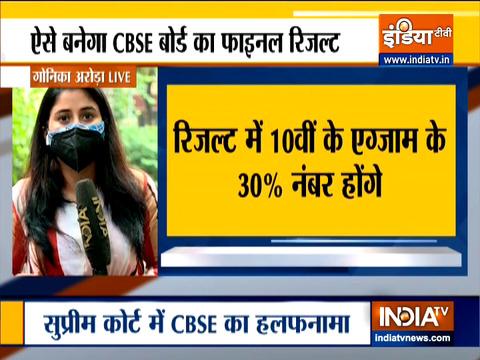CBSE ने बताया 12वीं के मूल्यांकन का फॉर्मूला