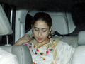 Sara Ali Khan, Tabu, Dimple Kapadia attend Abu Jani's birthday bash