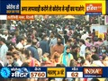 People throng Delhi's Sarojini Nagar market in large numbers despite spike in coronavirus cases