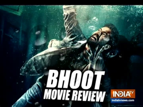 Planning to watch Vicky Kaushal starrer Bhoot Part One: The Haunted Ship? Watch our review here