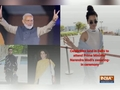 Kangana Ranaut, Shahid Kapoor, Hema Malini head to Delhi for PM Modi's swearing-in ceremony