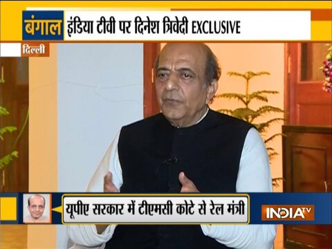 TMC knows it will lose election this time: BJP's Dinesh Trivedi | Exclusive
