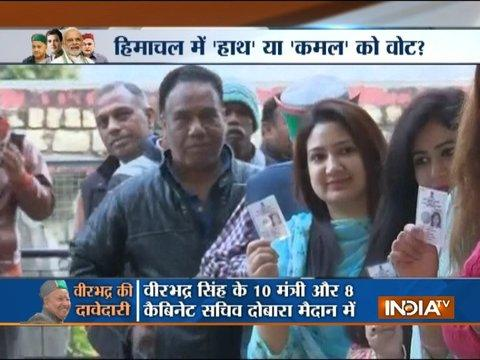 Assembly Election: Polling for all the 68 constituencies begins in Himachal Pradesh