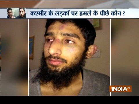 Two Kashmiri students assaulted by 15-20 men after Friday prayers in Haryana
