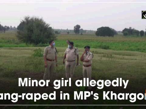 Minor girl allegedly gang-raped in MP's Khargone