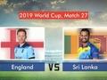 2019 World Cup: Malinga, Matthews star as Sri Lanka stage big upset with 20-run win over England