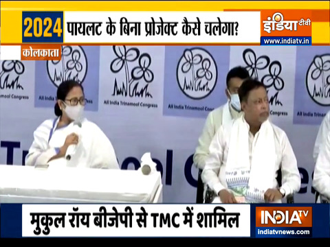 Mukul Roy returns to Trinamool, Mamata says 'more to follow'