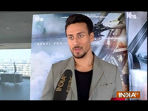 He is a fighter, I am praying for him: Tiger Shroff on Irrfan Khan