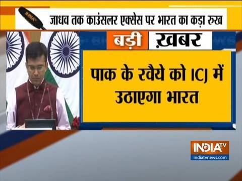 कुलभूषण जाधव मामले में एक बार फिर ICJ का रुख कर सकता है भारत